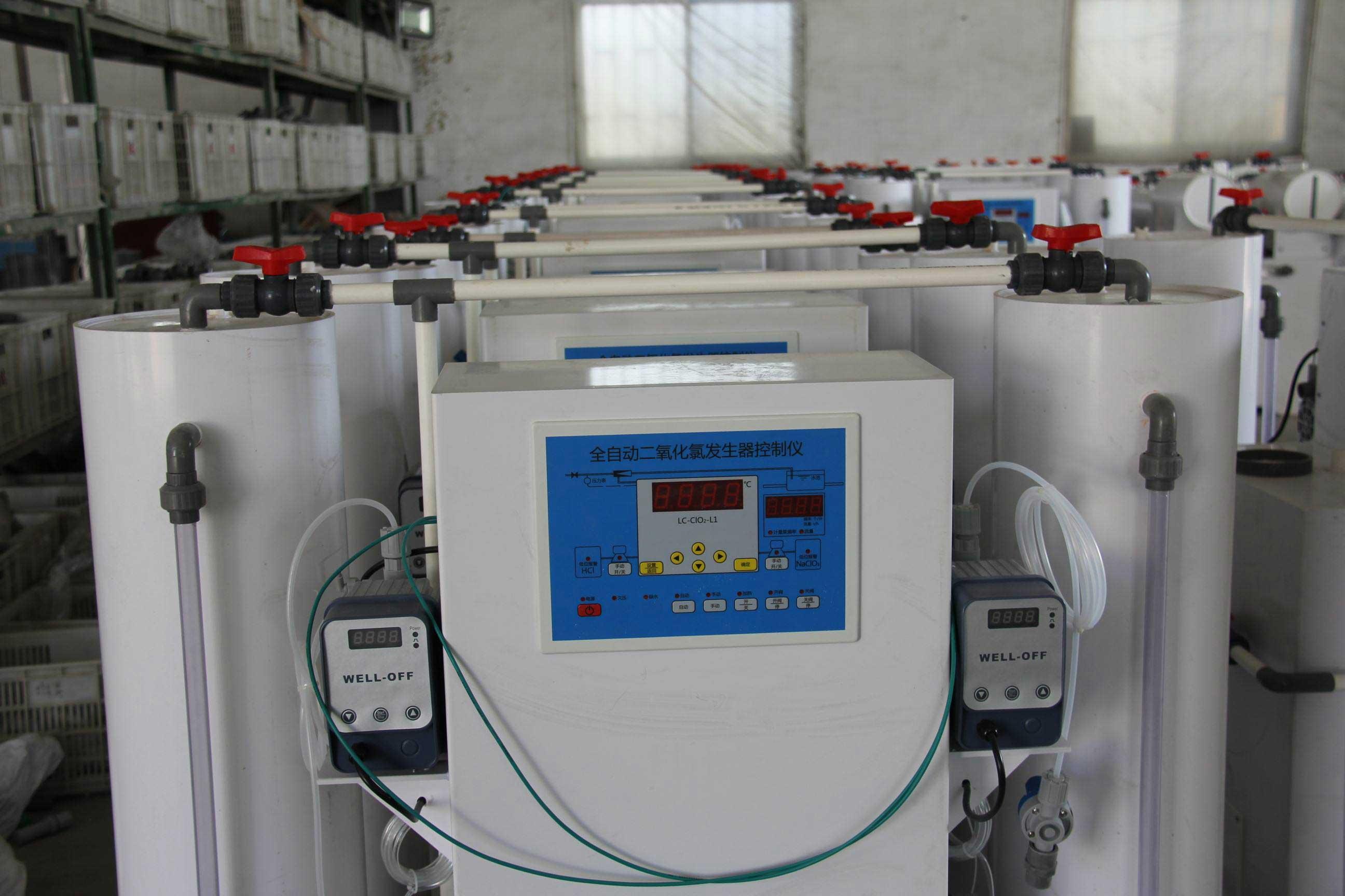 廣西正壓二氧化氯發生器