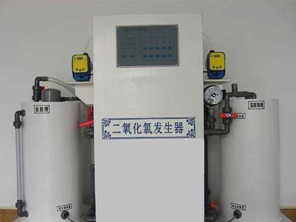 來賓高純二氧化氯發生器