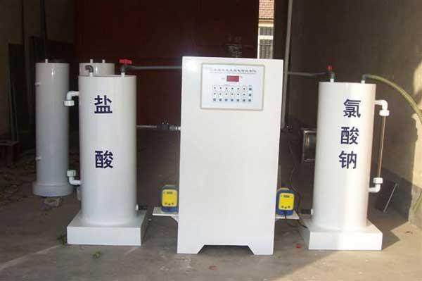 三亞高純二氧化氯發生器