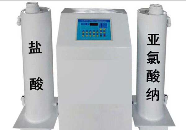 山西高純二氧化氯發生器