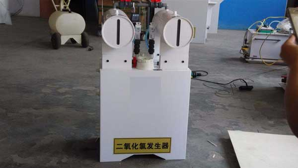 黑龍江高純二氧化氯發生器