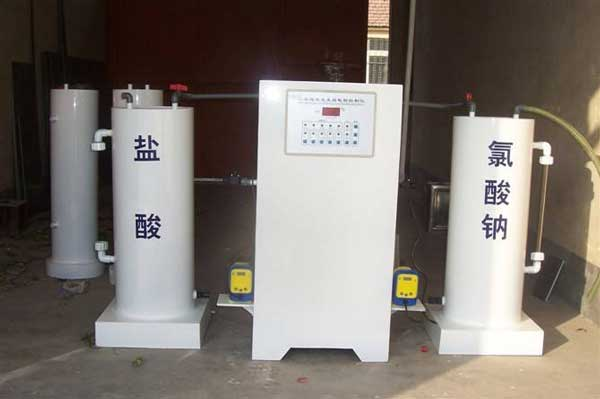 浙江高純二氧化氯發生器