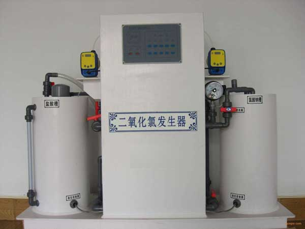 新疆高純二氧化氯發生器