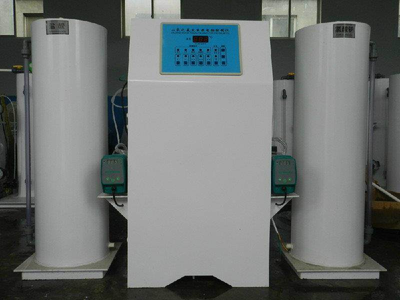 关于二氧化氯发生器性质的应用注意事项