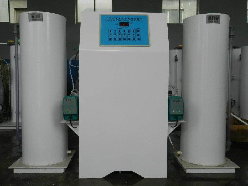 高纯二氧化氯发生器被广泛应用于生活饮用水的杀菌灭藻中