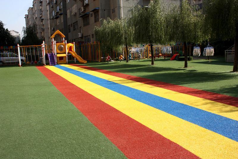 幼儿园仿真草坪
