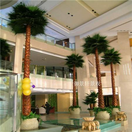 大型仿真棕榈树