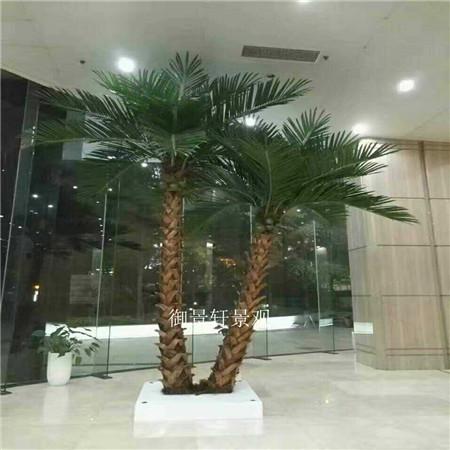 仿真大型棕榈树