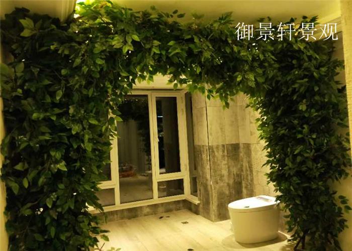沈阳绿植墙施工厂家