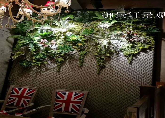 沈阳绿植墙公司