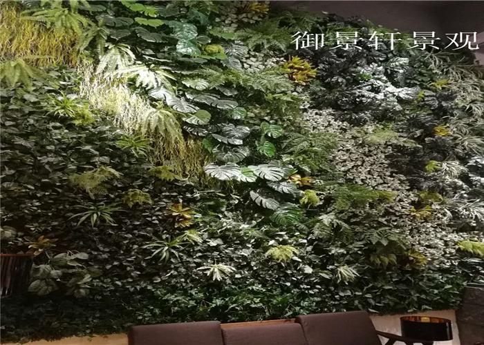 动物墙体绿植墙