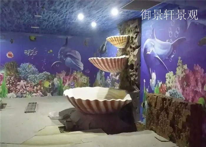 海洋生物仿生造景