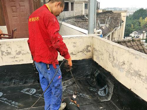 旭辉屋顶防水维修