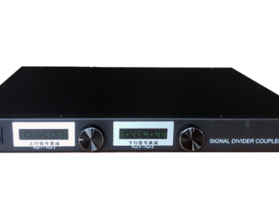 信号剥离器(可调衰减带显示)
