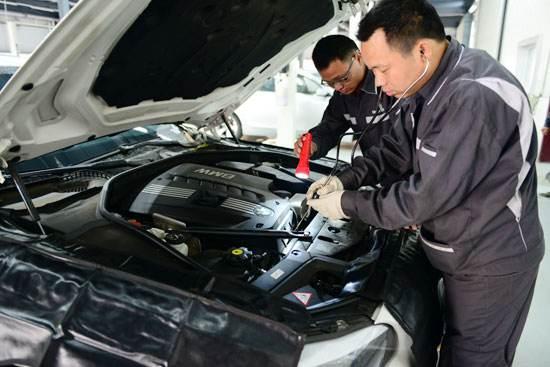 中职汽车维修专业的就业前景如何?云南中专招生老师来告诉你