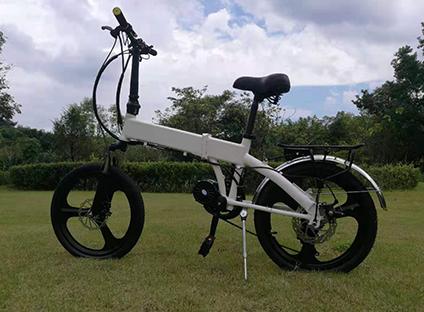 锂电池助力自行车