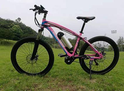 重庆自行车改装