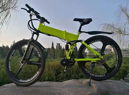 自行车改装