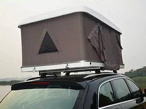 手搖式車頂帳篷