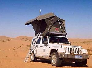 遙控車頂帳篷
