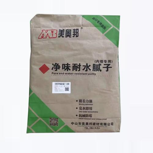 美奧邦凈味耐水膩子包裝袋