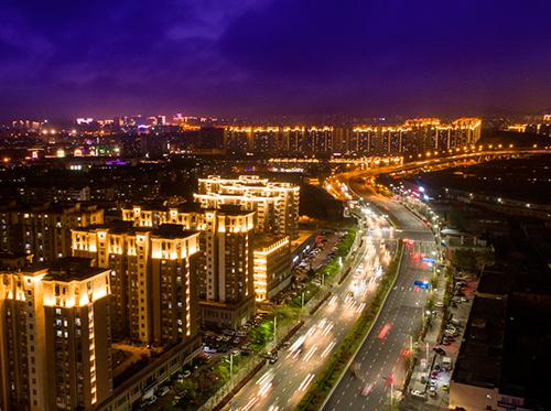 城市楼体亮化工程方案
