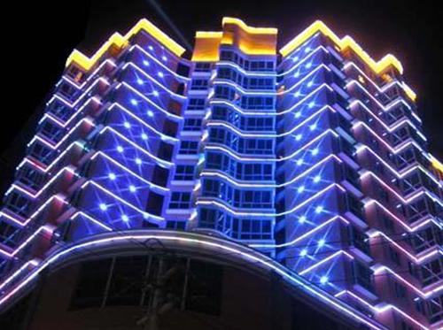 酒店楼体亮化工程