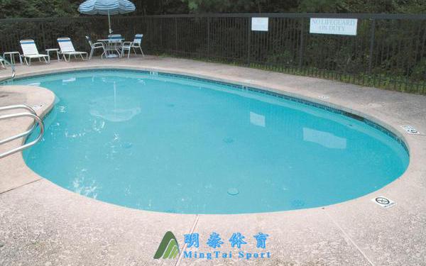 游泳池建设