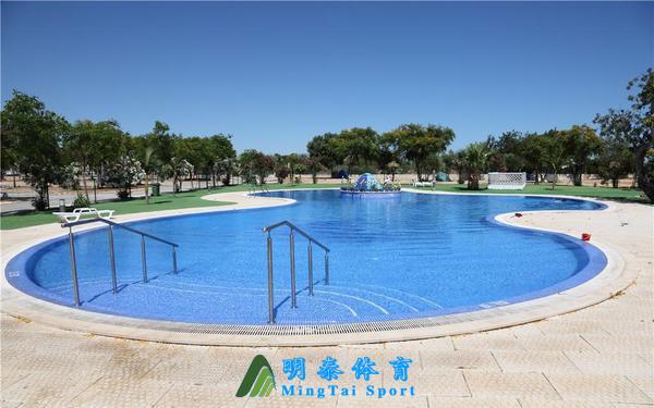 独栋别墅游泳池设计