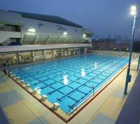 整体泳池设计