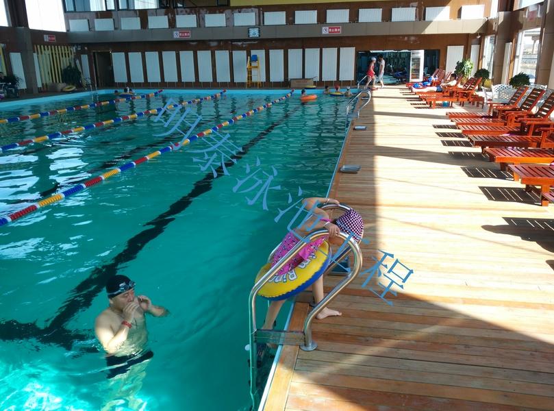 游泳池建設好后也要對消毒藥品有了解