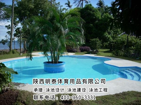 酒店泳池建设