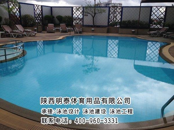 循化撒拉族自治游泳池建设