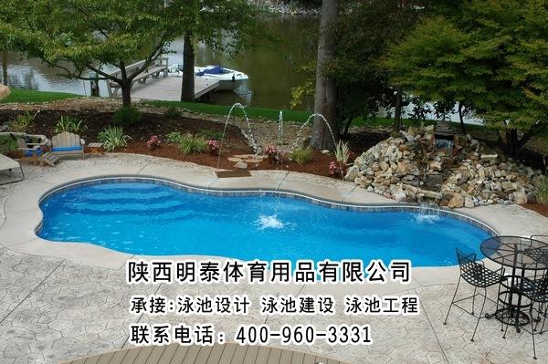 银川游泳池设计