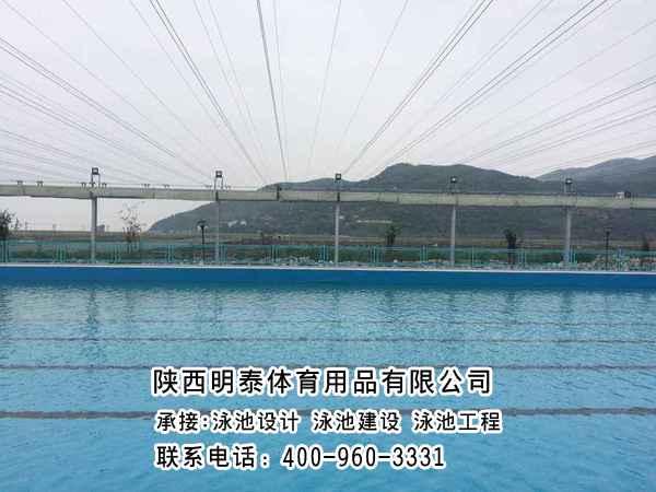 蘭州組裝游泳池