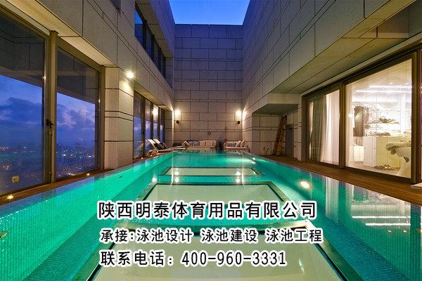 格爾木室內恒溫游泳池