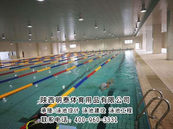寶雞標準泳池