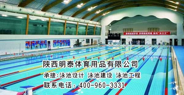 合作標準泳池