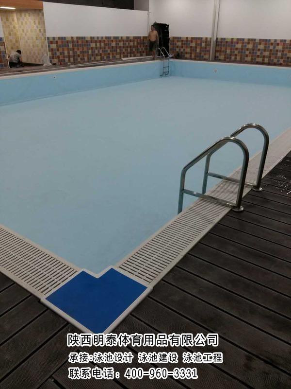 酒泉土建泳池
