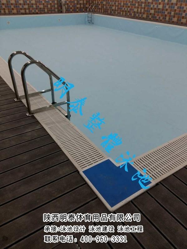 咸陽土建游泳池