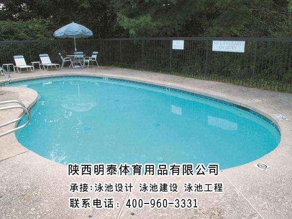 石嘴山土建泳池