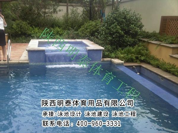 銀川土建泳池