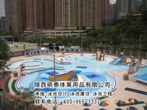 炎热的夏季,投资西安水上乐园工程再好不过