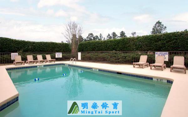 延安游泳池水处理设备