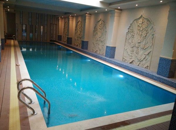 西安曲江别墅游泳池设备及配套设备有哪些