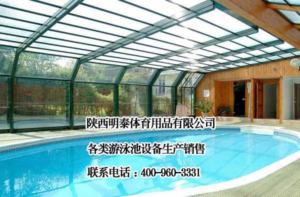 石嘴山游泳池恒溫設備