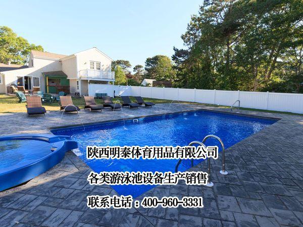 西宁游泳池设备