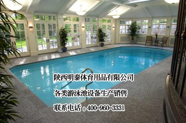白银游泳池水处理设备