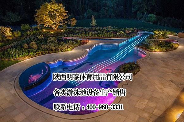 张掖游泳池水处理设备