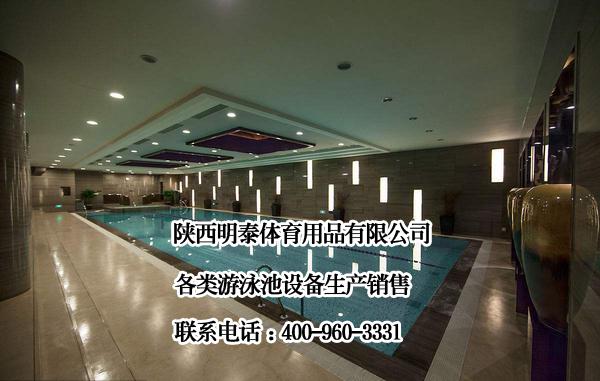 酒泉游泳池水处理设备